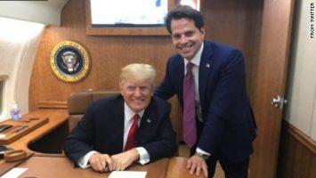 Anthony Scaramuccis ex jefe de prensa de La Casa Blanca