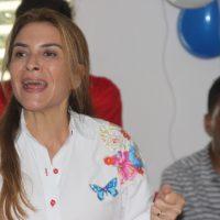 Carolina Mejía  exhorta a jóvenes  participar de la política y encarnar un nuevo liderazgo ético y moral