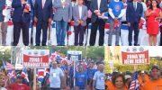 Inauguran Juegos Patrios Dominicanos en NY