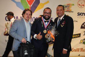 Los Bartenders Ganadores obtienen un pase para representar al país en Competencias Internacionales