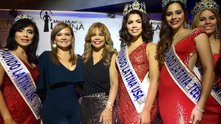 Miss Mundo Latina USA liderado por dos dominicanas; es este domingo