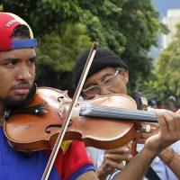 Violinista Wuilly Arteaga: encierro y tortura contra el arte