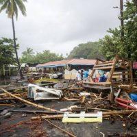 Huracán María debasta a Puerto Rico