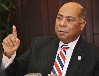 Ray Guevara presidente del Tribunal Constitucional de la Republica Dominicana