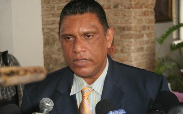 Jesús (Chú) Vásquez Martínez  secretario general del Partido Revolucionario Moderno,  PRM
