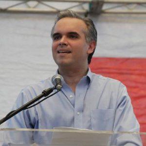 Luis Miguel De Camps Secretario General del Partido Revolucionario Social Demócratas (PRSD),