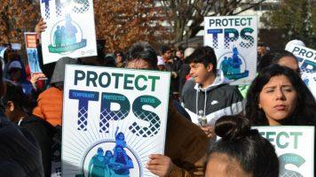 TPS salvadoreños EE.UU
