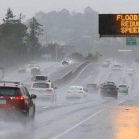 Evacuación California por tormenta