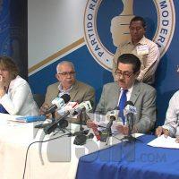 Comision organizdora de la Convencion del PRM