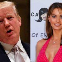 Trump y sus amorios